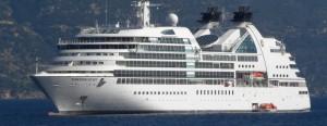 Seabourn Odyssey Fiscardo