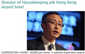 Director Housekeeping